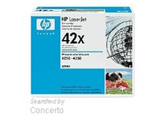 Toner HP 42X Black ca. 20000 S. Q5942X