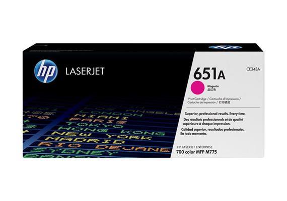 Toner HP 651A Magenta ca. 16'000 Seiten