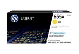 Toner HP 655A Yellow 10'500 Seiten CF452A
