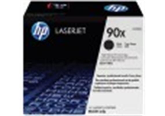 Toner HP 90X sw LJ M4555/600 ca. 24'000 Seiten