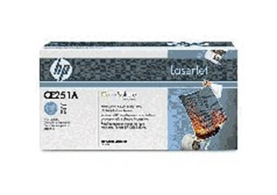 Toner HP Cartr. CM3530 cyan ca. 7'000S. CE251A