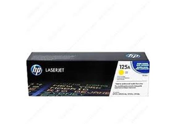 Toner HP Cartr. LJ 15xx yel ca. 1400S. CB542A