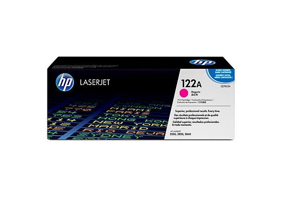 Toner HP Cartr. LJ 2550 mag ca. 4000S. Q3963A