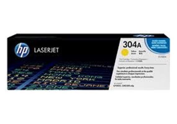 Toner HP Cartr. LJ 4000 yel ca. 2800S. CC532A