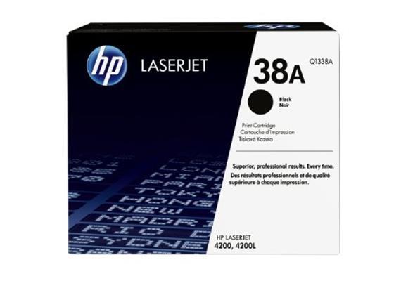 Toner HP Cartr. LJ 4200 sw ca. 12'000S. Q1338A