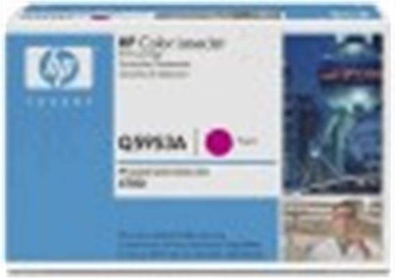 Toner HP Cartr. LJ col. mag ca. 10'000S. Q5953A