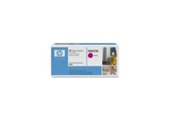 Toner HP Cartr. LJ col. mag ca. 2500S. Q6003A