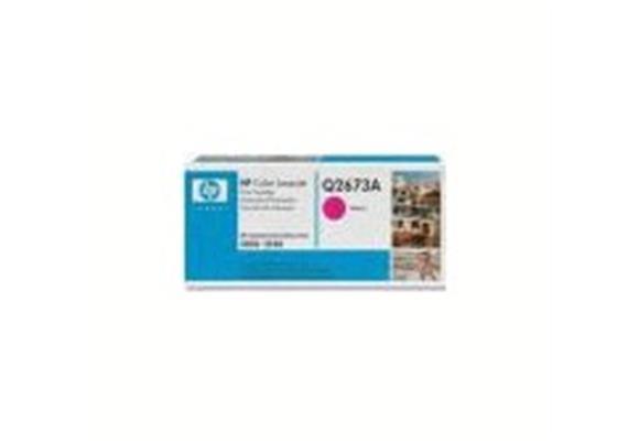 Toner HP Cartr. LJ col. mag ca. 4000S. Q2673A