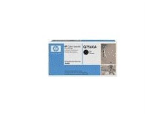Toner HP Cartr. LJ col. sw ca. 6'500S. Q7560A