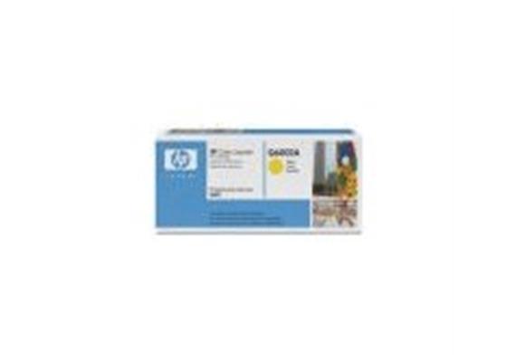 Toner HP Cartr. LJ col. yel ca. 2500S. Q6002A