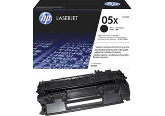 Toner HP Cartr. LJ P2055 sw ca. 6500S. CE505X