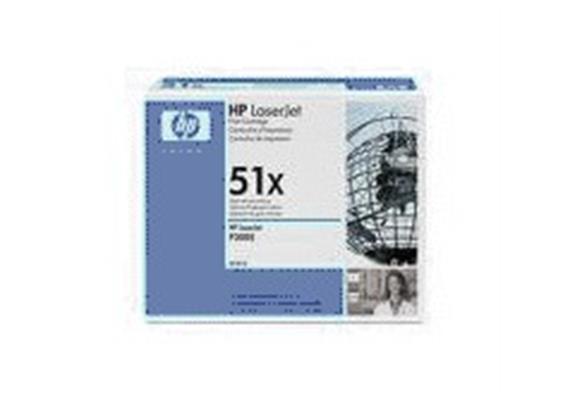 Toner HP Cartr. LJ P30x sw ca. 13'000S. Q7551X