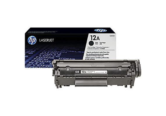 Toner HP Cartr. LJ sw ca. 2000S. Q2612A