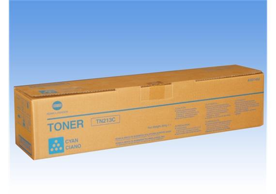Toner Konica Min. cyan TN-213C C203/253 A0D7452