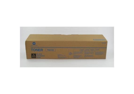 Toner Konica Min. sw TN-210K Bizhub C250 8938509