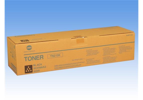 Toner Konica Min. sw TN-213K C203/253 A0D7152