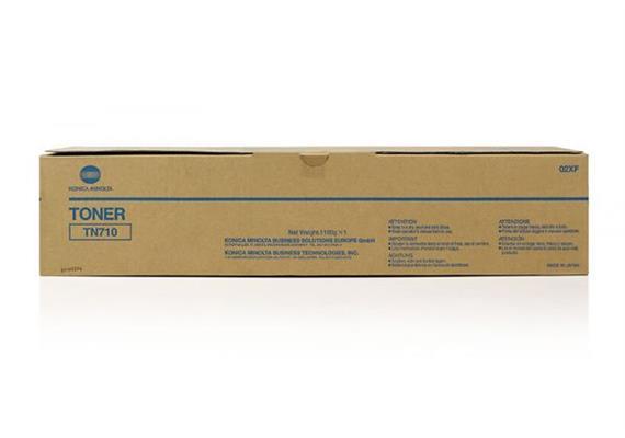 Toner Konica Min. sw TN-710 bizhub 600/750 02XF