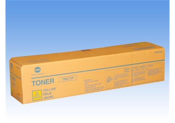 Toner Konica Min. yel TN-213Y C203/253 A0D7252