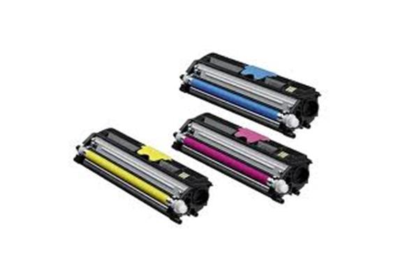 Toner Minolta 4500S. TriColor Valuepack A00W012