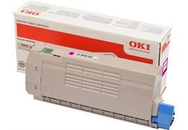Toner OKI magenta zu C712 11'500 Seiten