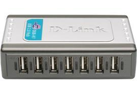 USB Hub 7 Port USB2.0 DUB-H7/E