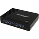USB Hub StarTech External - 4 USB Ports