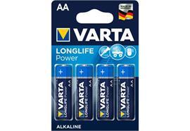 VARTA 4er-Pack AA LR06 1.5V Batterien